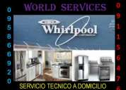 Servicio tecnico en secadoras.lavadoras.refrigeradoras / 0995-866-920