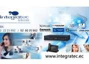 Venta y servicio técnico especializado centrales telefónicas panasonic, samsung, grandstream, xorc