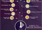 Alfil 360 agencia integral publicidad - eventos - packaging - web/apps