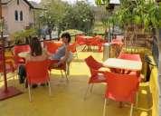 Local comercial bien ubicado, calama y almagro,3 banos; discapacitados, h y m, tiene  terraza 90 m.
