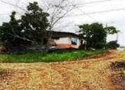 Urgente: vendo terreno 495 m2 con casa en lago agrio (nueva loja).