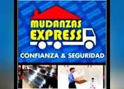 Servicio de fletes y mudanzas a nivel nacional y provincial