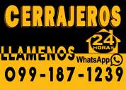 Cerrajeros quito emergencias