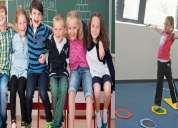Nivelacion escolar y tareas dirigidas