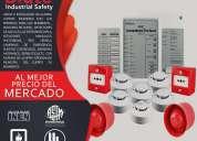 Venta e instalaciÓn de alarma contra incendios
