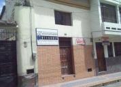 Vendo casa con local comercial centro de Otavalo