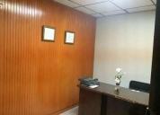 Excelente oficina edificio el consorcio