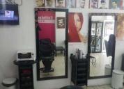Vendo elegante peluqueria
