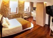 alquilo excelente hotel nuevo en cuenca!!
