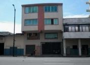 Oportunidad unica edificio en pleno casco comercial avenida quito 2123 entre capitan najera y huanca