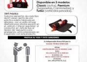 Kit de seguridad para autos taxis