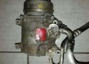 Compresor de aire acondicionado,contactarse.