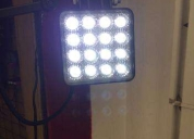 Excelente barra led halogeno