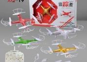 Excelente drone recargable a control remoto ideal para regalo
