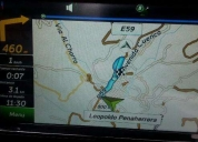 Vendo mapa negociable para el gps