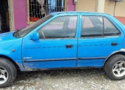Vendo varato swift del 92,aprovecha ya!