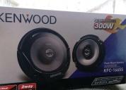 Parlantes kenwood 300w