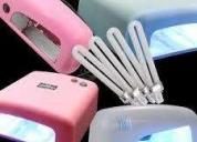 Excelente secadora de uñas y pies de 36wttas potente