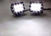 Barra led de 10cm en luz blanca de 18wttas