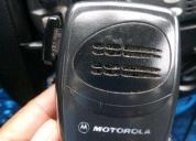 Radio motorola pro 5100 con caja y todo precio conversable