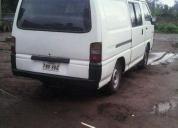 Se vende excelente furgoneta mitsubishi 1993