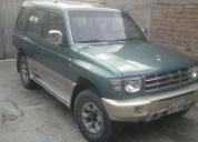 Vendo o cambio mitsubishi montero v6 1998,contactarse.