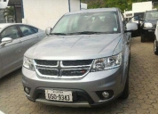 Vendo excelente dodge journey del 2015