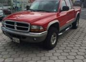 Dodge dakota 2000 4.0 4x4