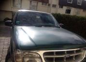 Vendo linda ford explorer 1999 4x2 en excelente estado