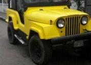 Venta de jeep ford a diesel