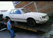 Vendo excelente  mustang 79 fox body 79