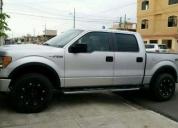 Vendo excelente camioneta doble ford f150 4x4