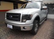 camioneta ford f150 doble cabina 4x4 2013,aprovecha ya!