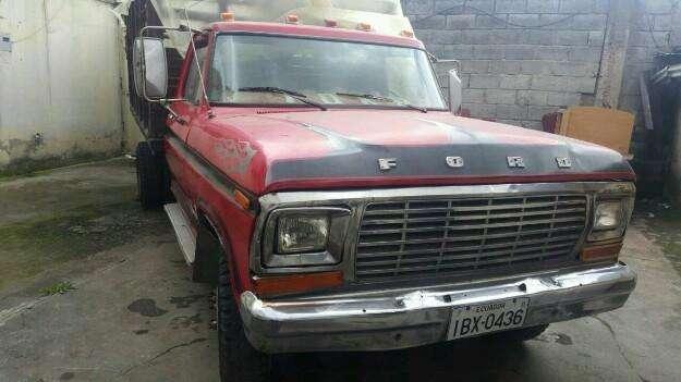 Vendo o cambio ford 350 a 1700 neg Año 77 Perfecto estado