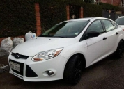 inigualable ocasión ford focus 2013 sedan