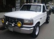 Ford 350  1992  6 en linea  inyeccion  3500 cc. contactarse.