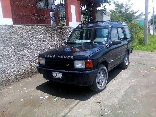 Vendo Land Rover o cambio por un negocio