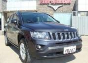 Vendo jeep compass 4x4 motor 2.4 automatico