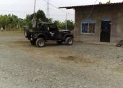 Venta de jeep renegado con motor nissan junior 4x2