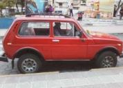 Excelente lada niva 1980