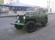 Excelente jeep willys año 1948