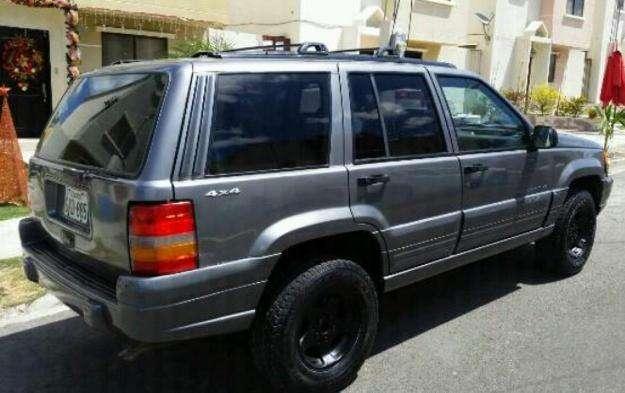 Excelente Jeep Grand Cherokee Vendo O Cambio