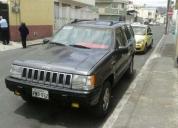 Vendo o cambio jeep cherokee con dodge