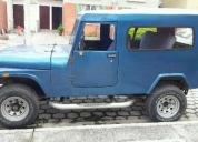 Vendo excelente jeep