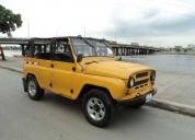 Vendo uaz469 tipo jeep polaco
