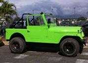 Vendo jeep cj7 renegade