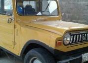 Excelente jeep will hormiga