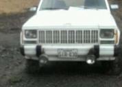 Vendo excelente jeep cherokee 1994