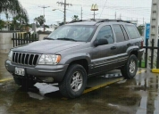 Excelente jeep grand cherokee 4x4 limited full