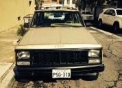 Buena oportunidad! jeep cherokee sport de luxe 1994